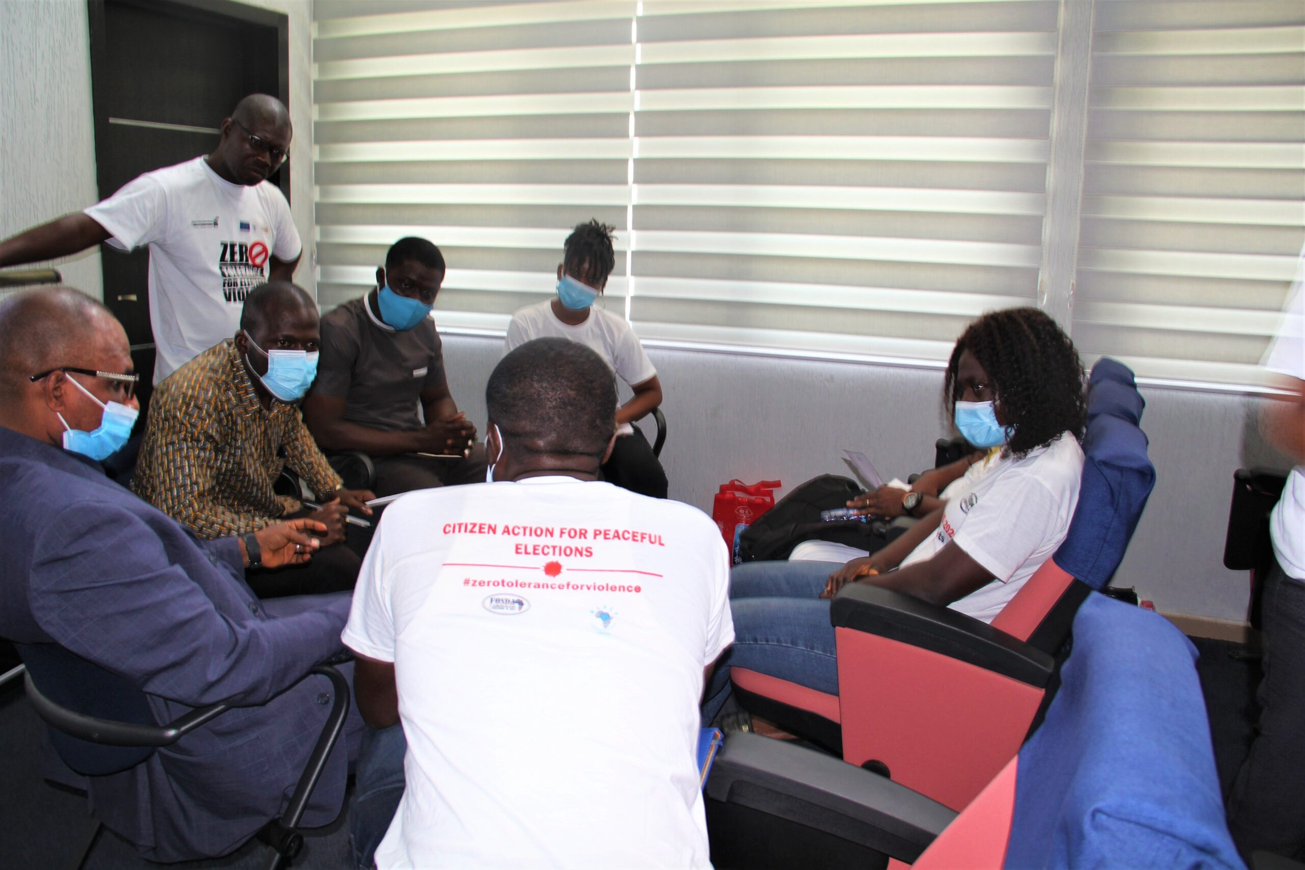 FOSDA Organized a Citizen Forum For Peace in Greater Accra Region.